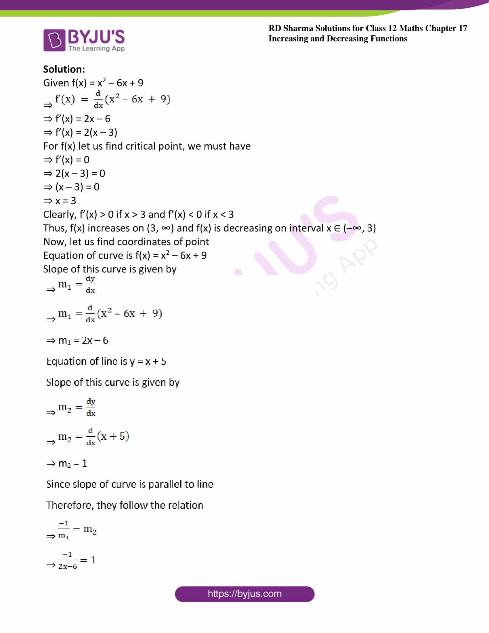 rd sharma class 12 maths solutions chapter 17 ex 2 08