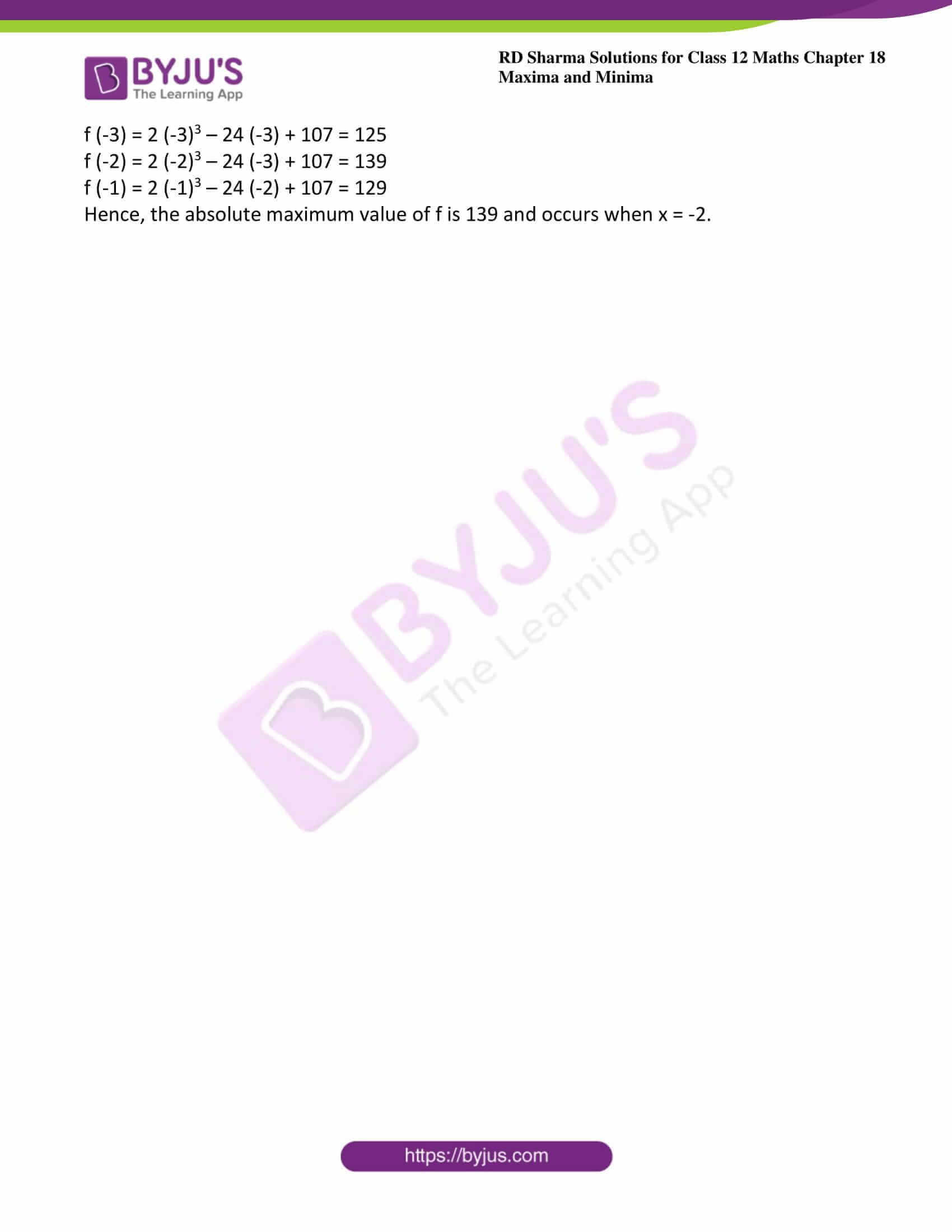 rd sharma class 12 maths solutions chapter 18 ex 4 4