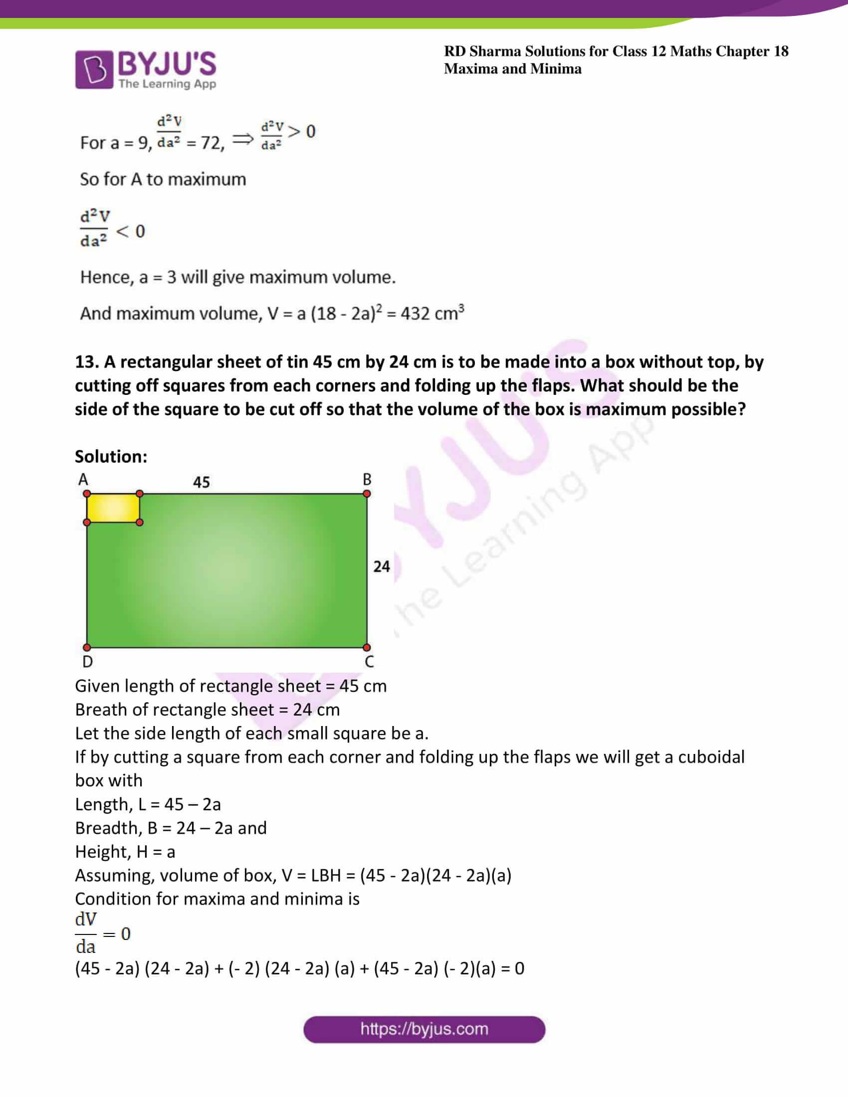 rd sharma class 12 maths solutions chapter 18 ex 5 17