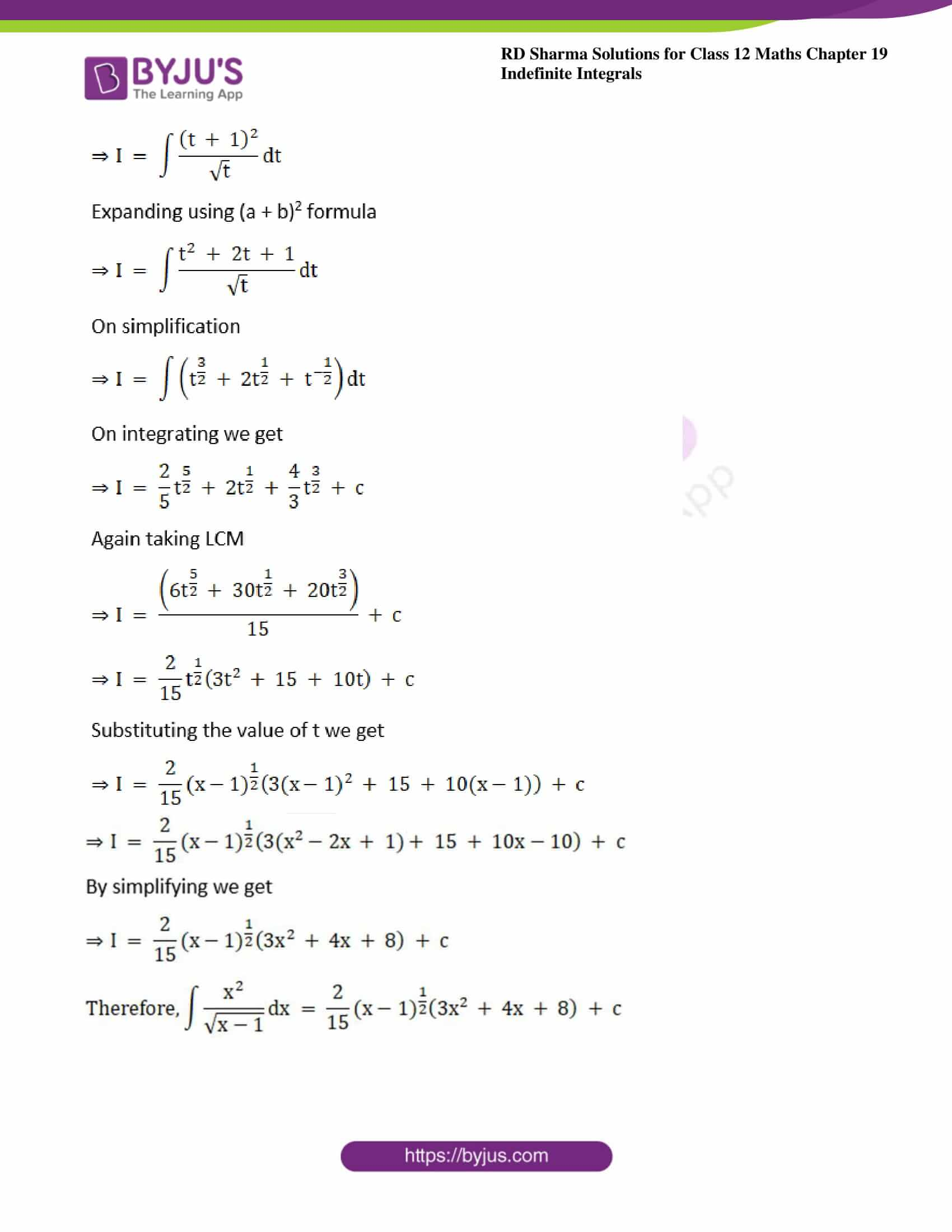 rd sharma class 12 maths solutions chapter 19 ex 10 2