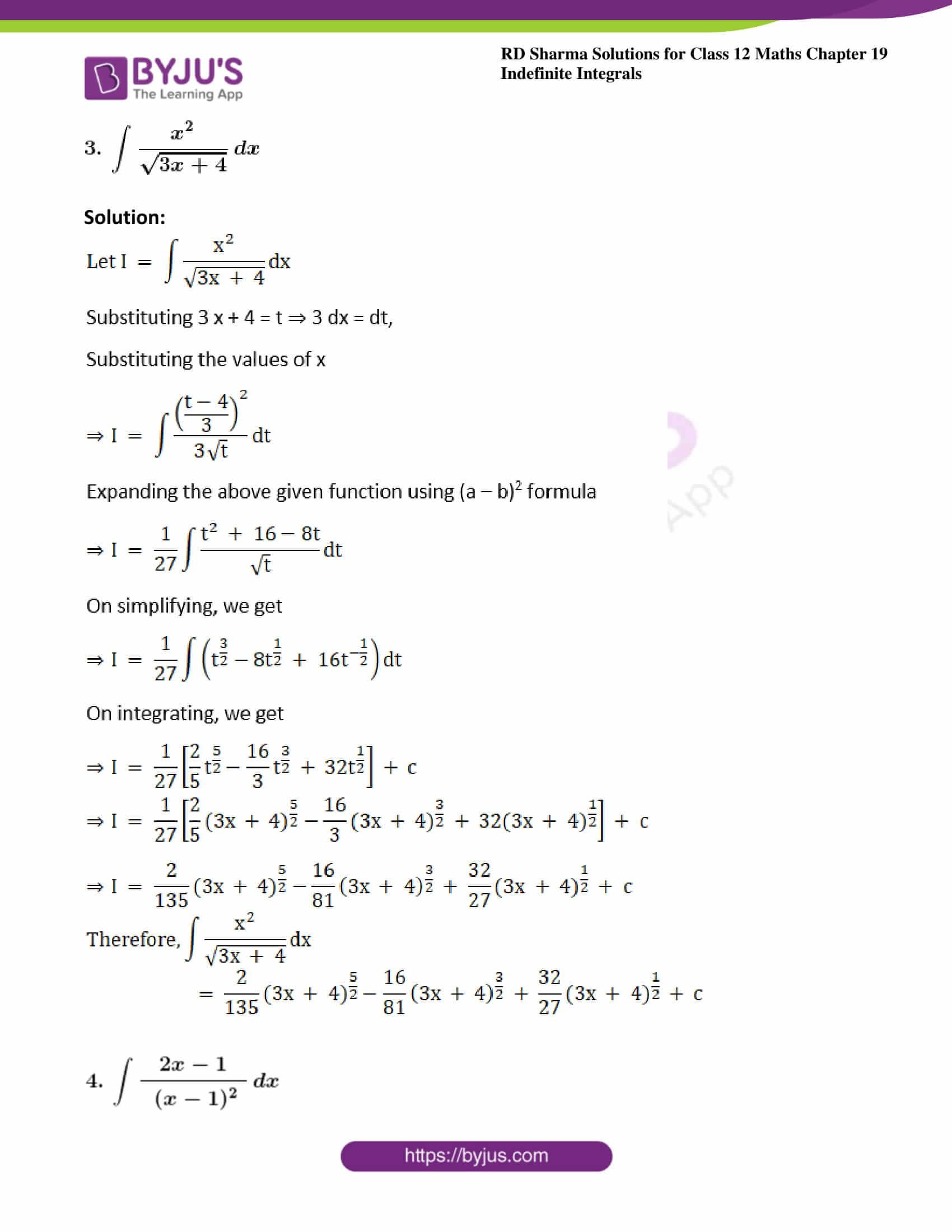 rd sharma class 12 maths solutions chapter 19 ex 10 3