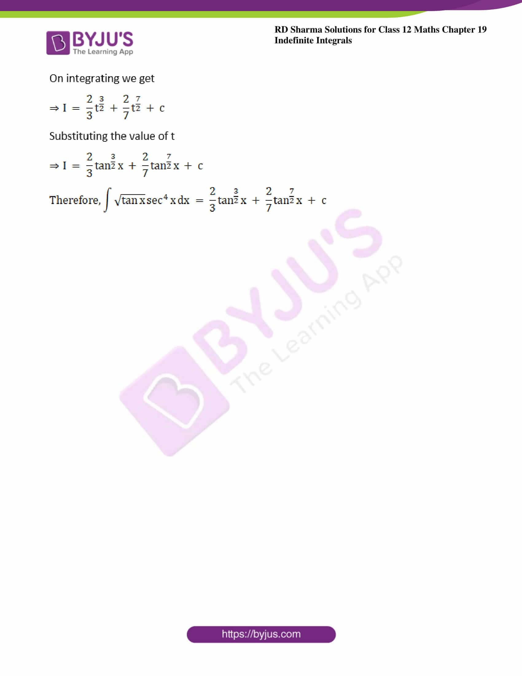 rd sharma class 12 maths solutions chapter 19 ex 11 6
