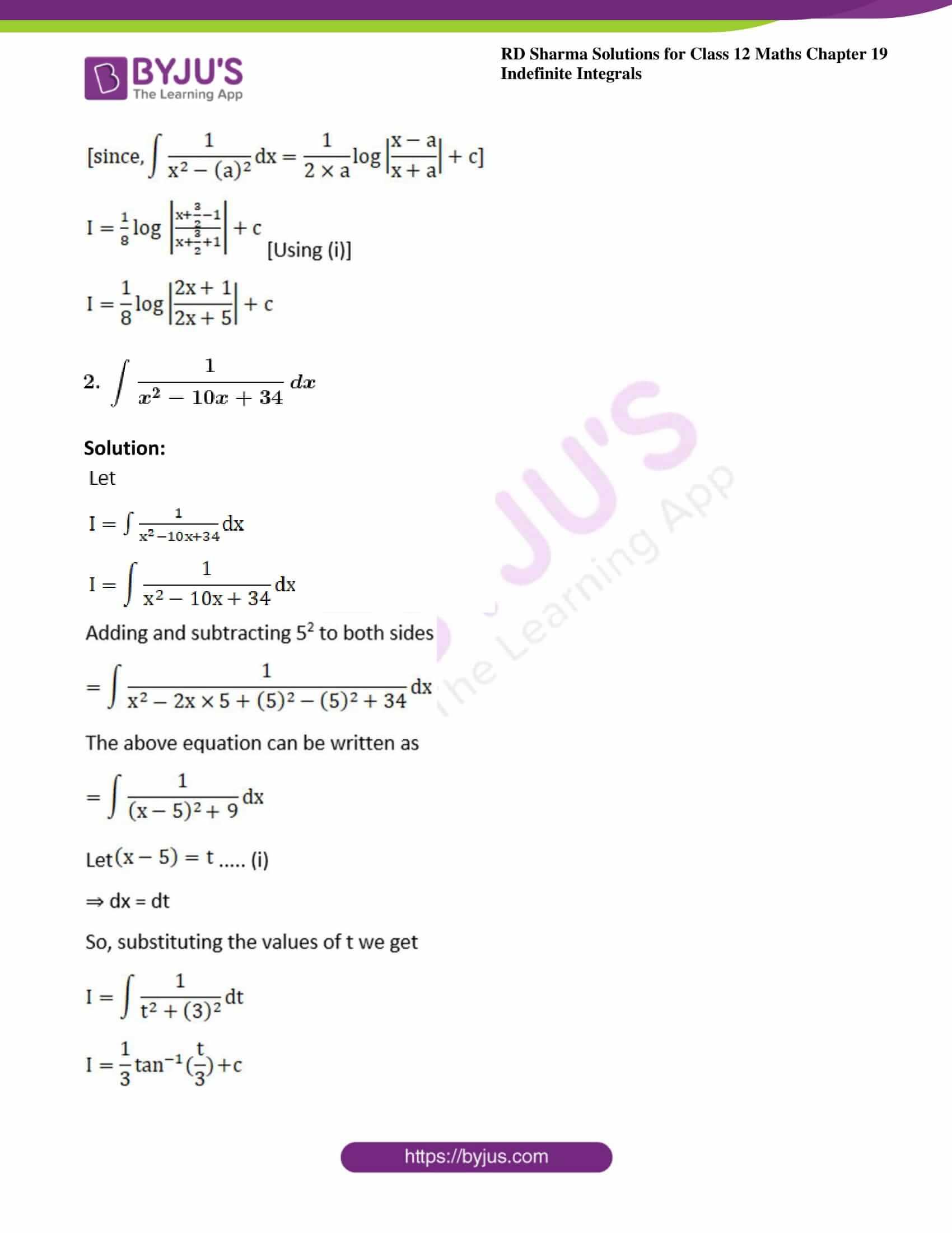 rd sharma class 12 maths solutions chapter 19 ex 15 2