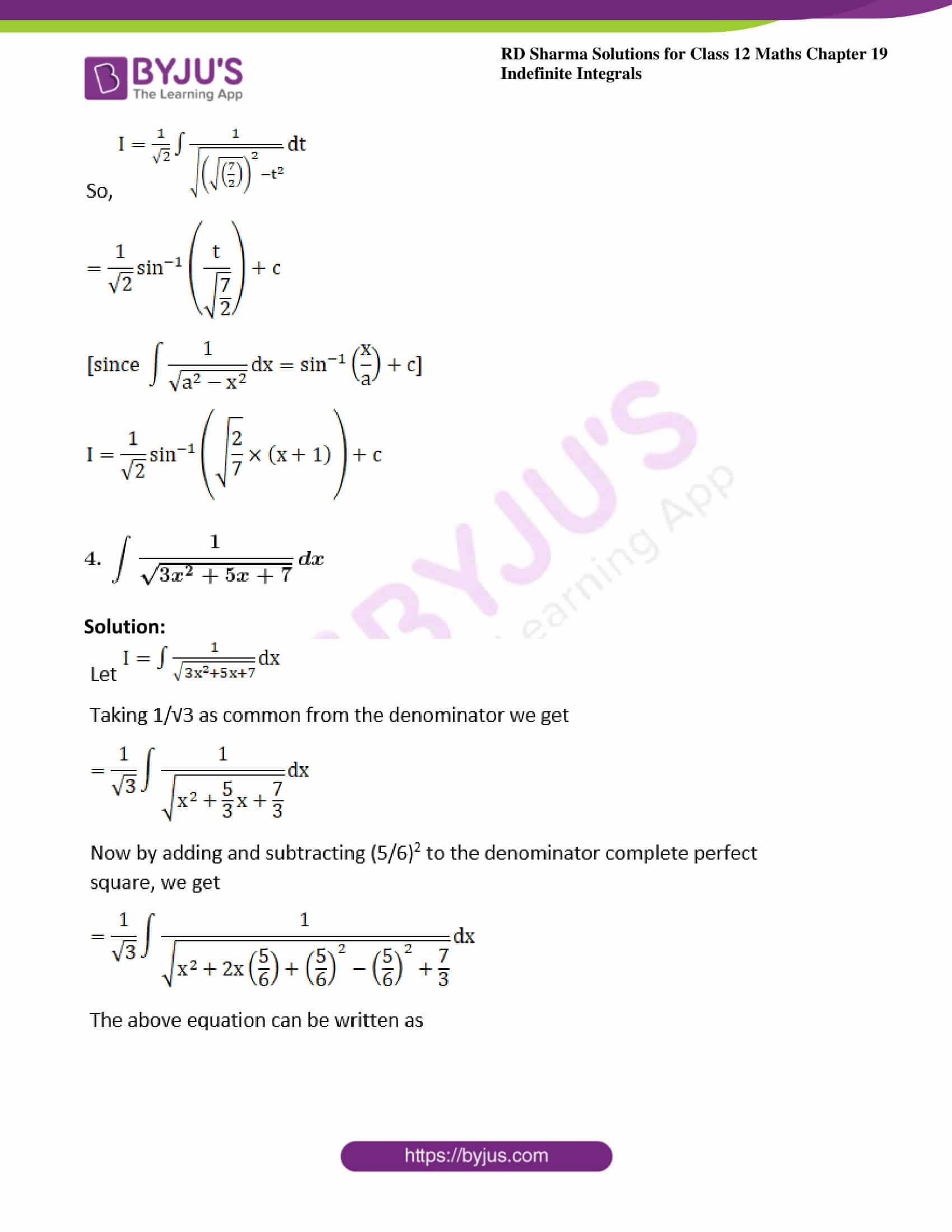 rd sharma class 12 maths solutions chapter 19 ex 17 4