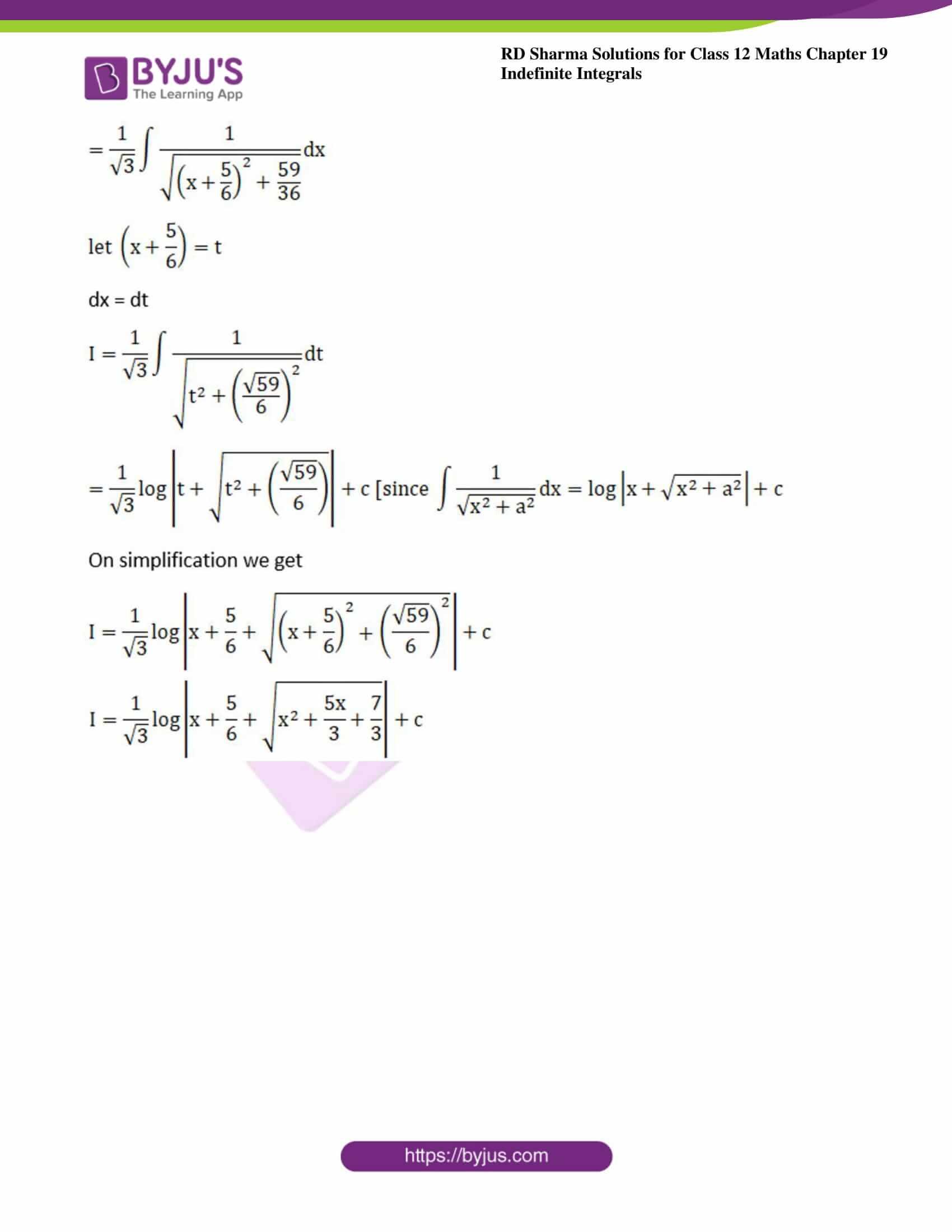 rd sharma class 12 maths solutions chapter 19 ex 17 5