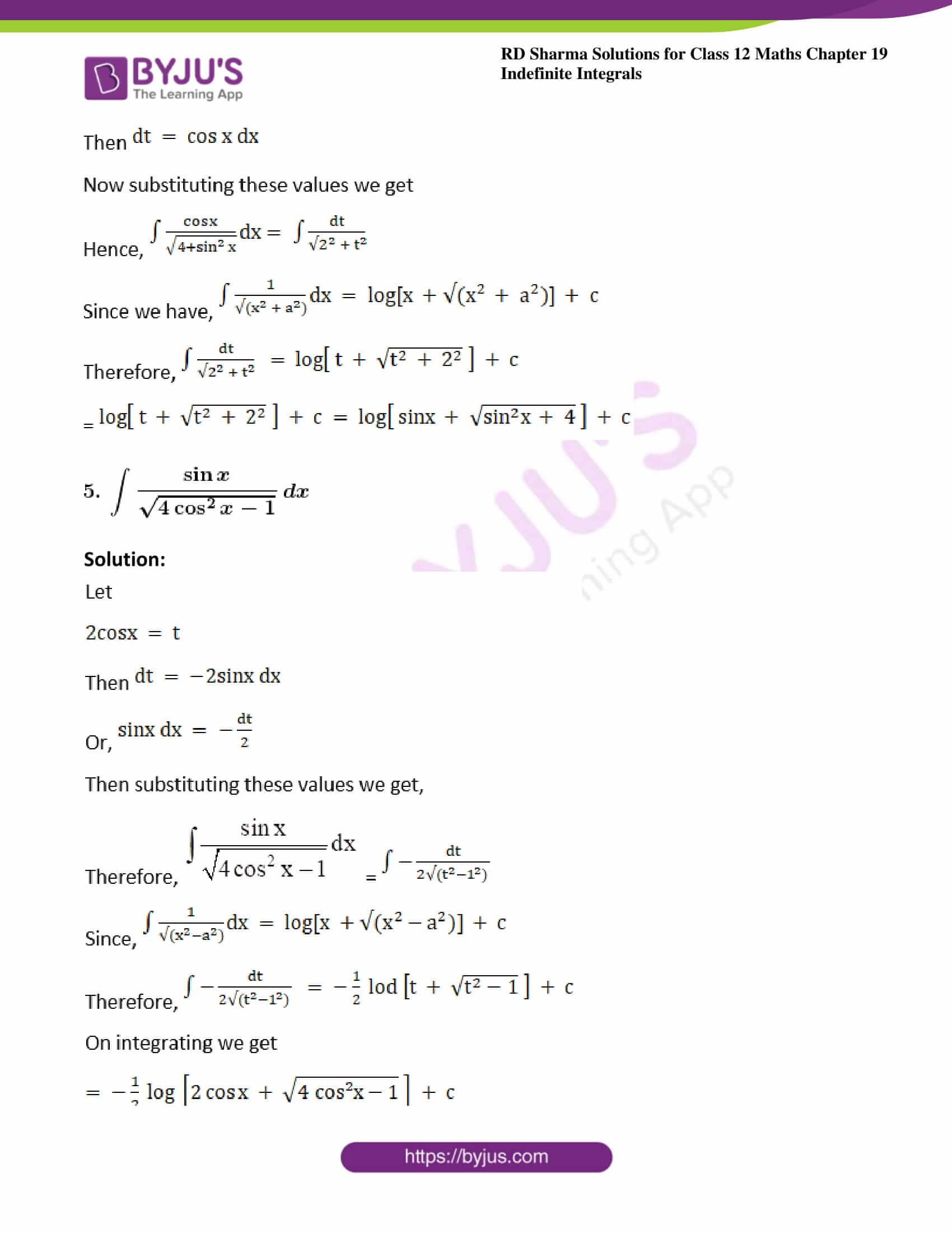 rd sharma class 12 maths solutions chapter 19 ex 18 3