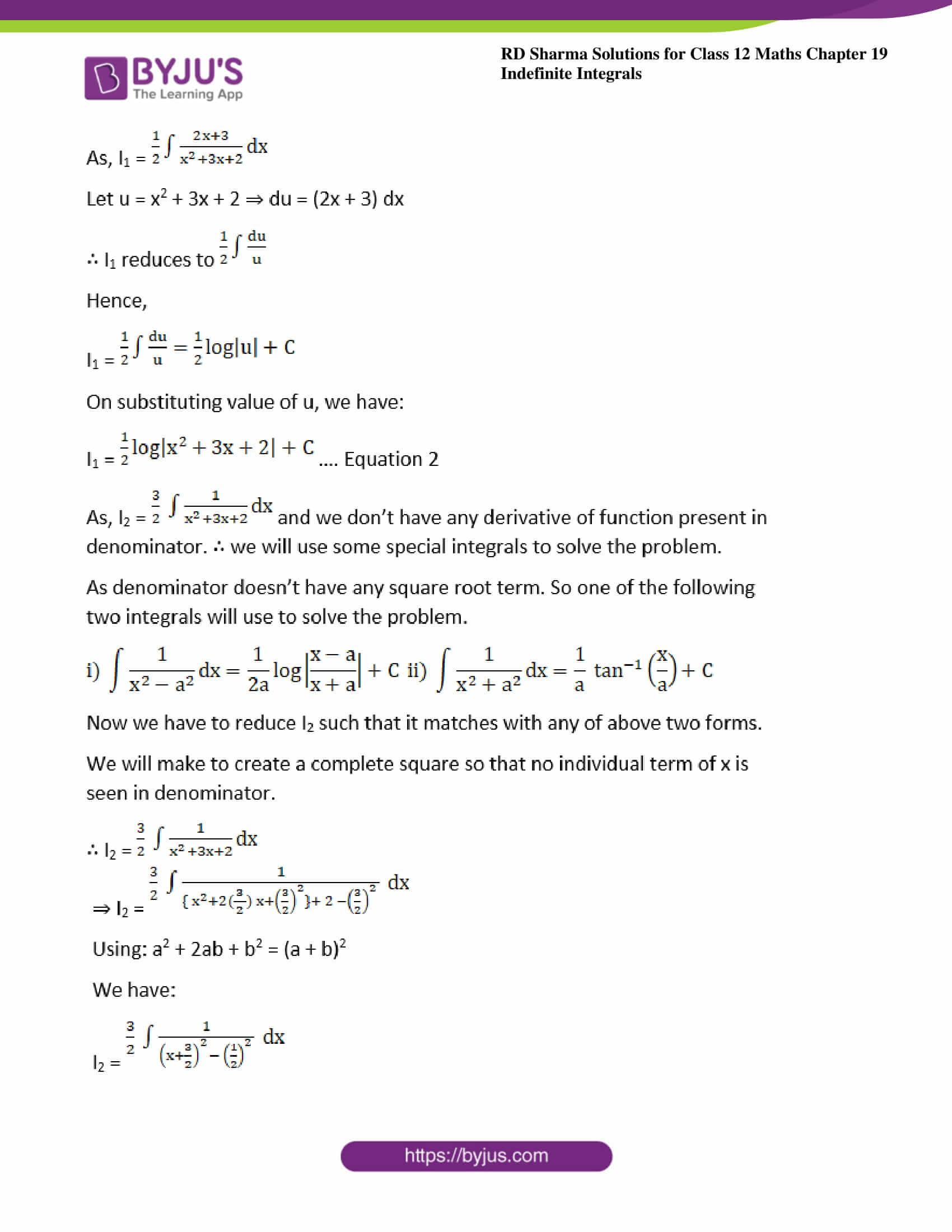 rd sharma class 12 maths solutions chapter 19 ex 19 02