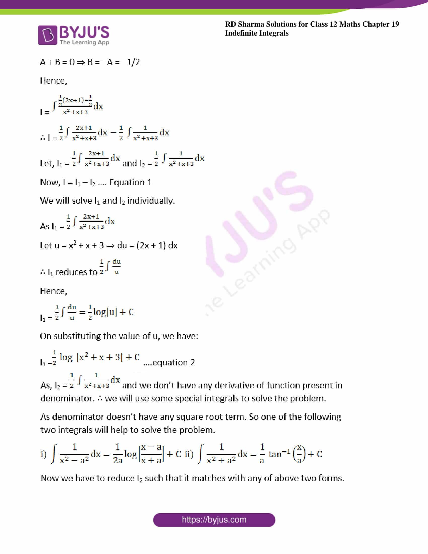 rd sharma class 12 maths solutions chapter 19 ex 19 04