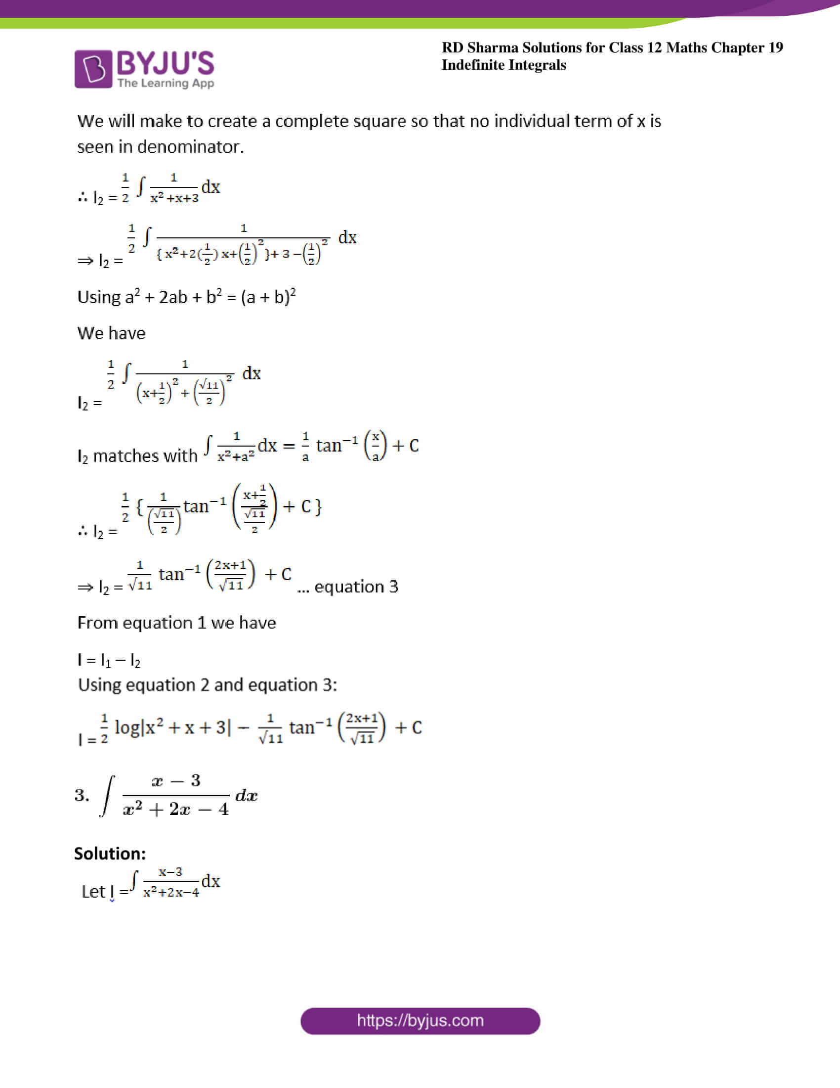 rd sharma class 12 maths solutions chapter 19 ex 19 05
