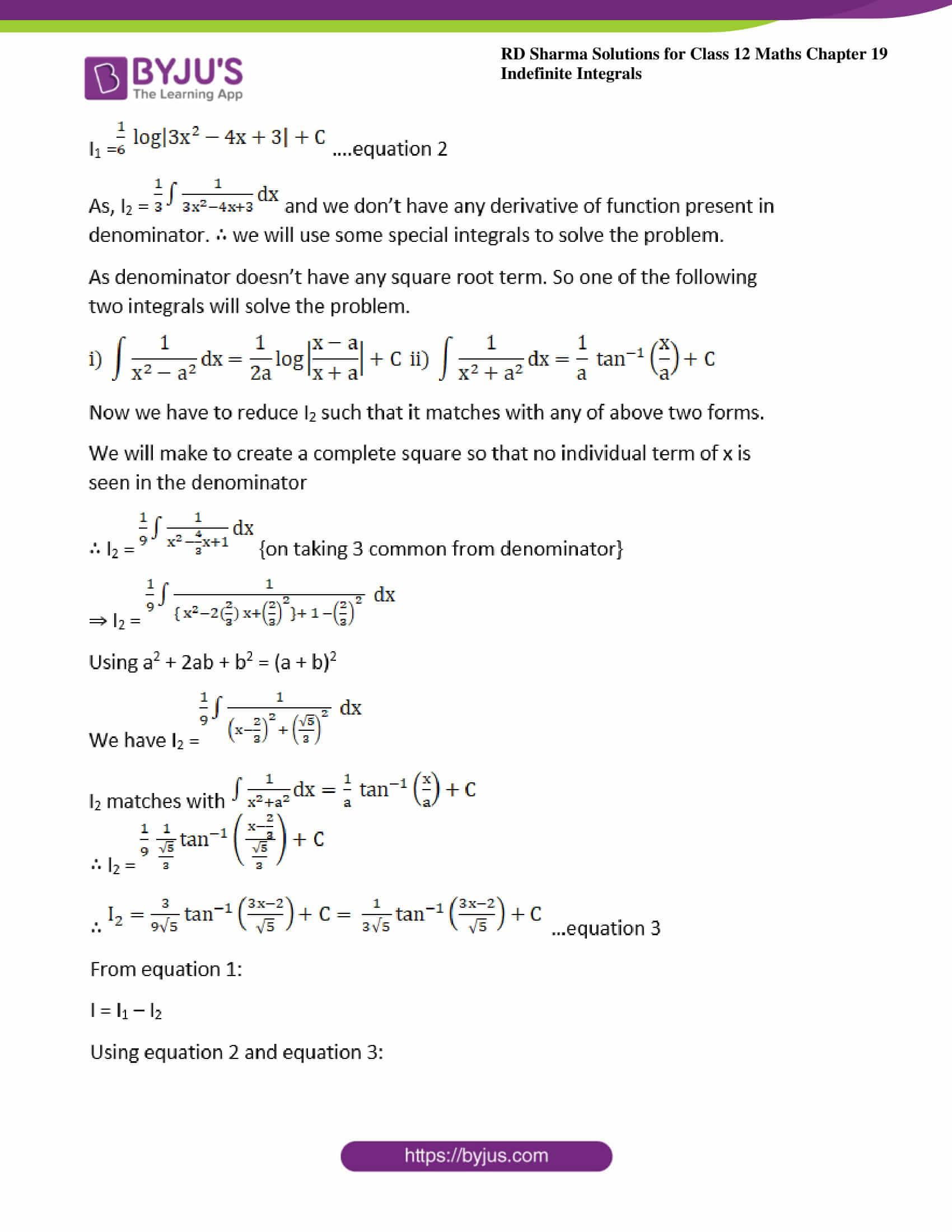 rd sharma class 12 maths solutions chapter 19 ex 19 11
