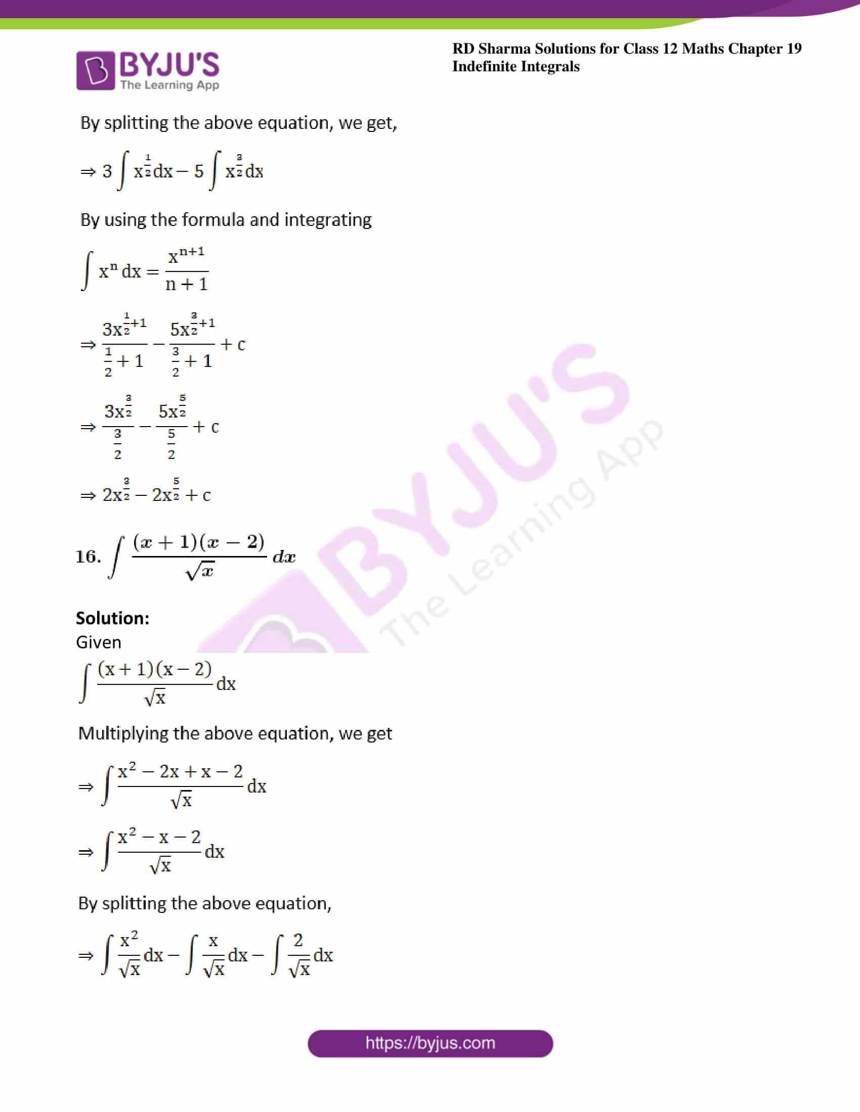 rd sharma class 12 maths solutions chapter 19 ex 2 13