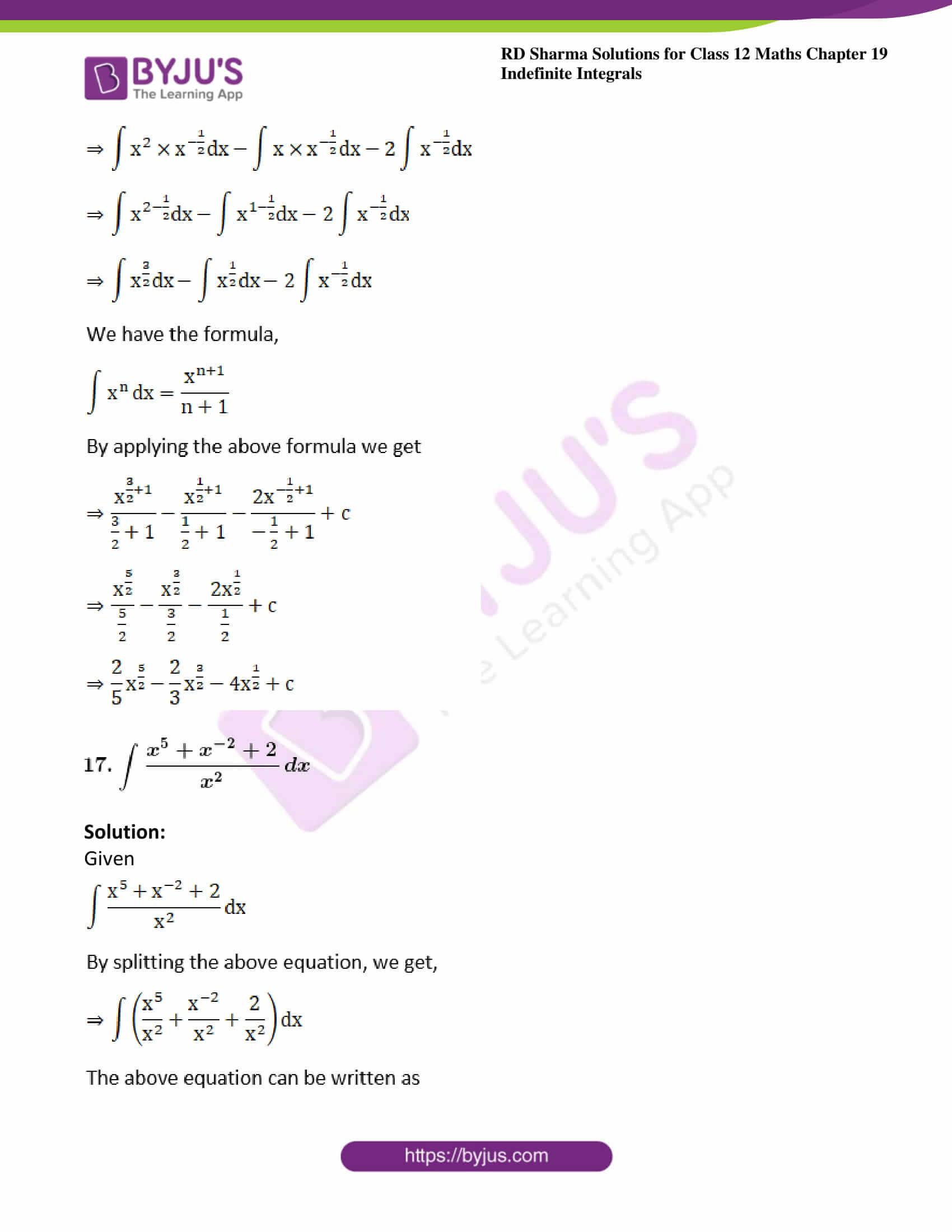 rd sharma class 12 maths solutions chapter 19 ex 2 14