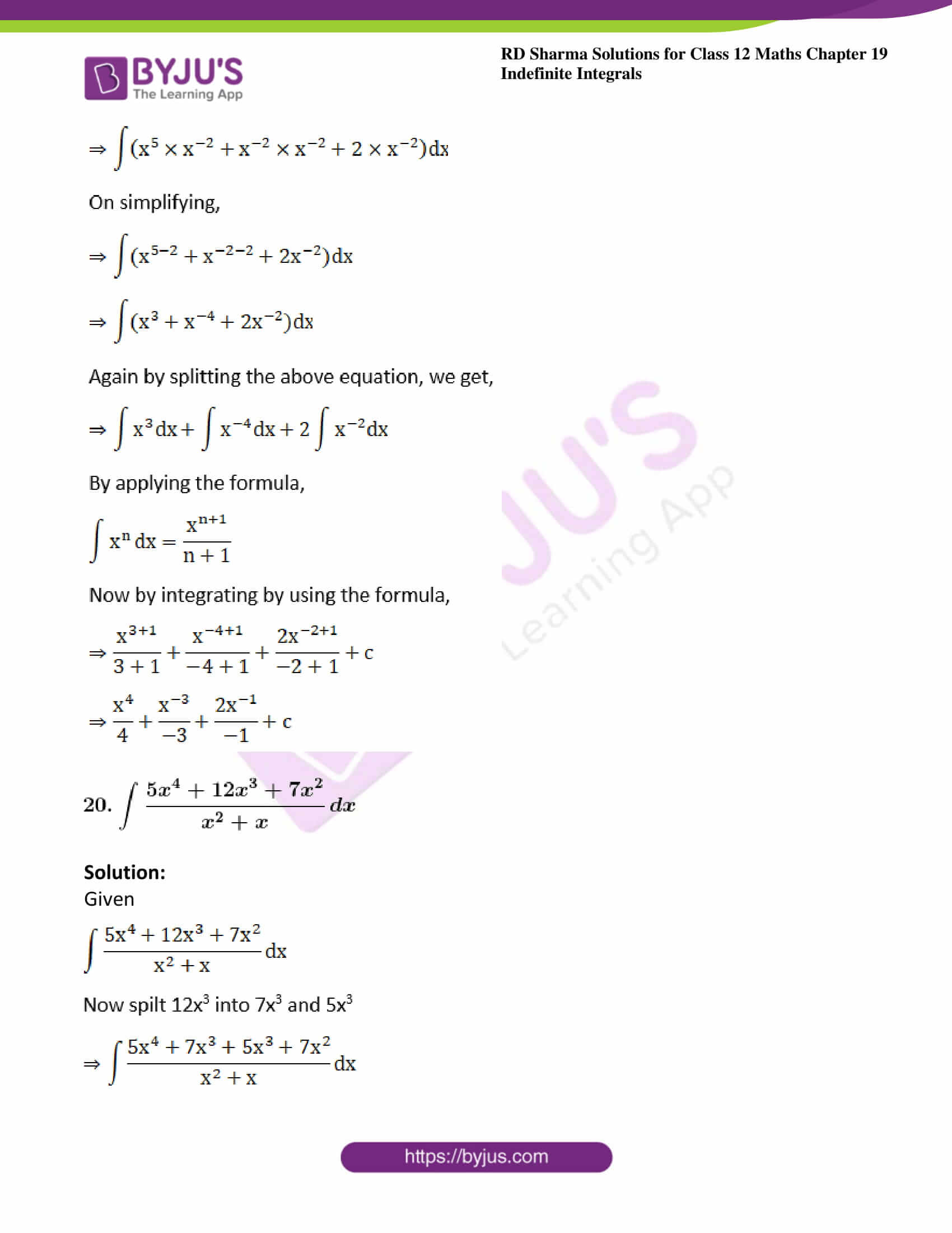 rd sharma class 12 maths solutions chapter 19 ex 2 15