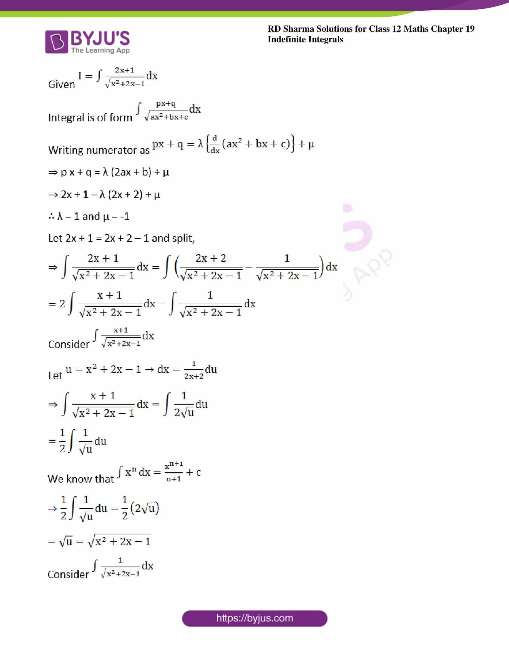 rd sharma class 12 maths solutions chapter 19 ex 21 3