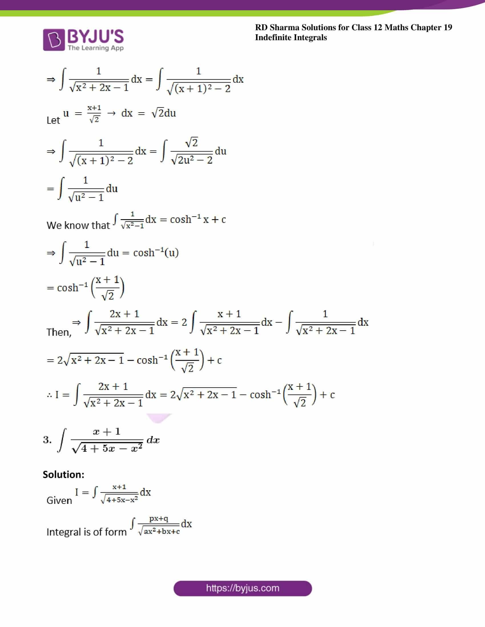 rd sharma class 12 maths solutions chapter 19 ex 21 4