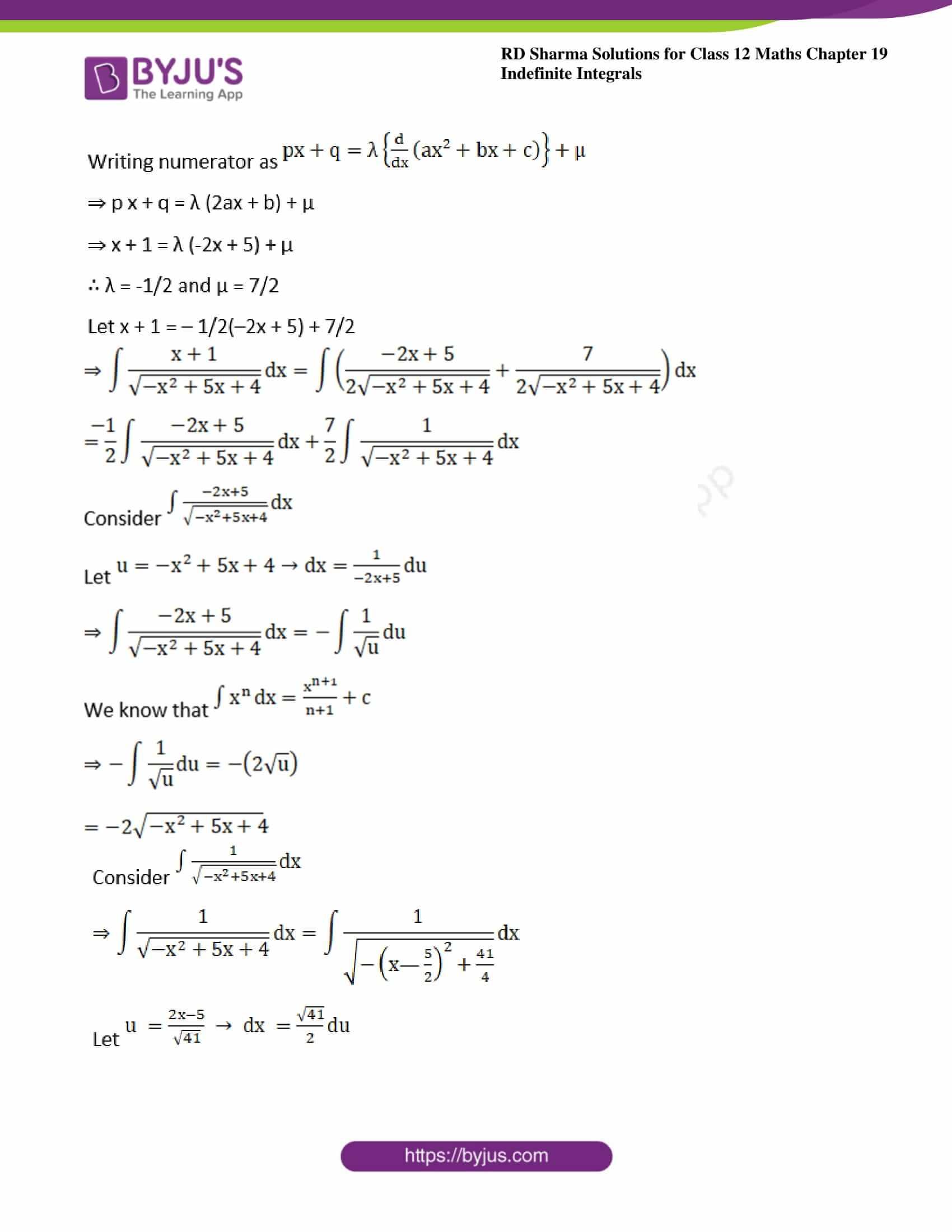 rd sharma class 12 maths solutions chapter 19 ex 21 5