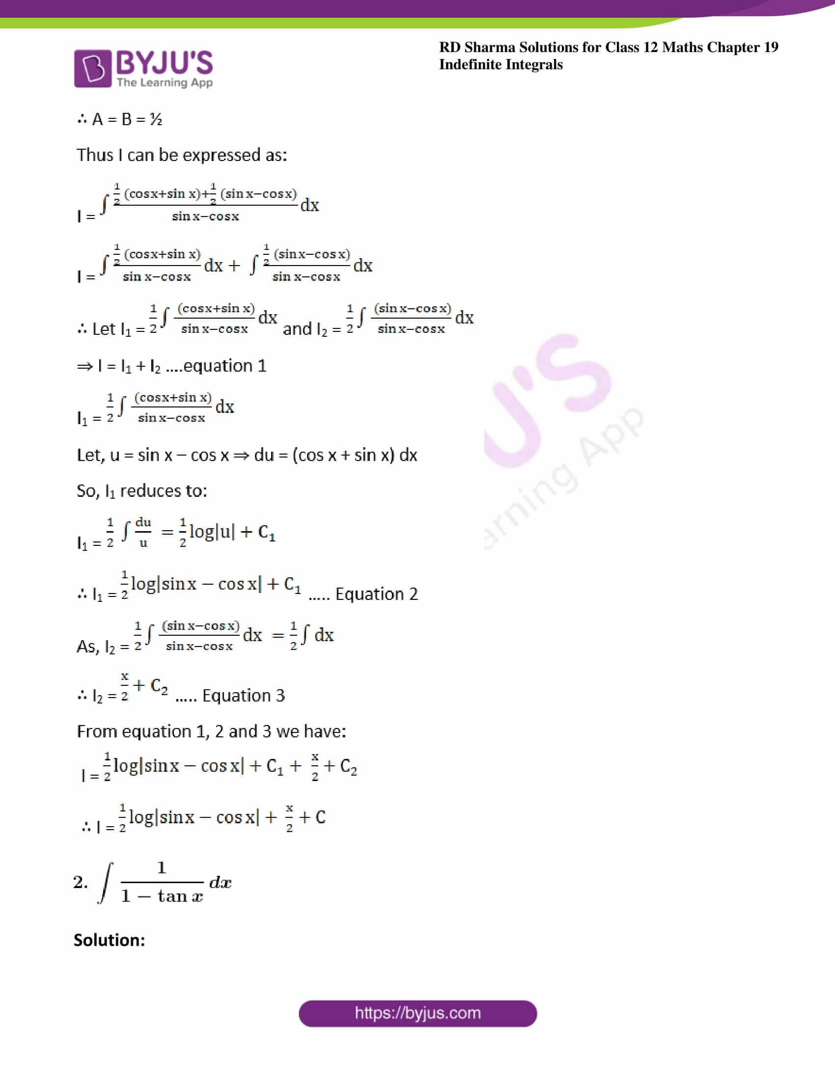 rd sharma class 12 maths solutions chapter 19 ex 24 02