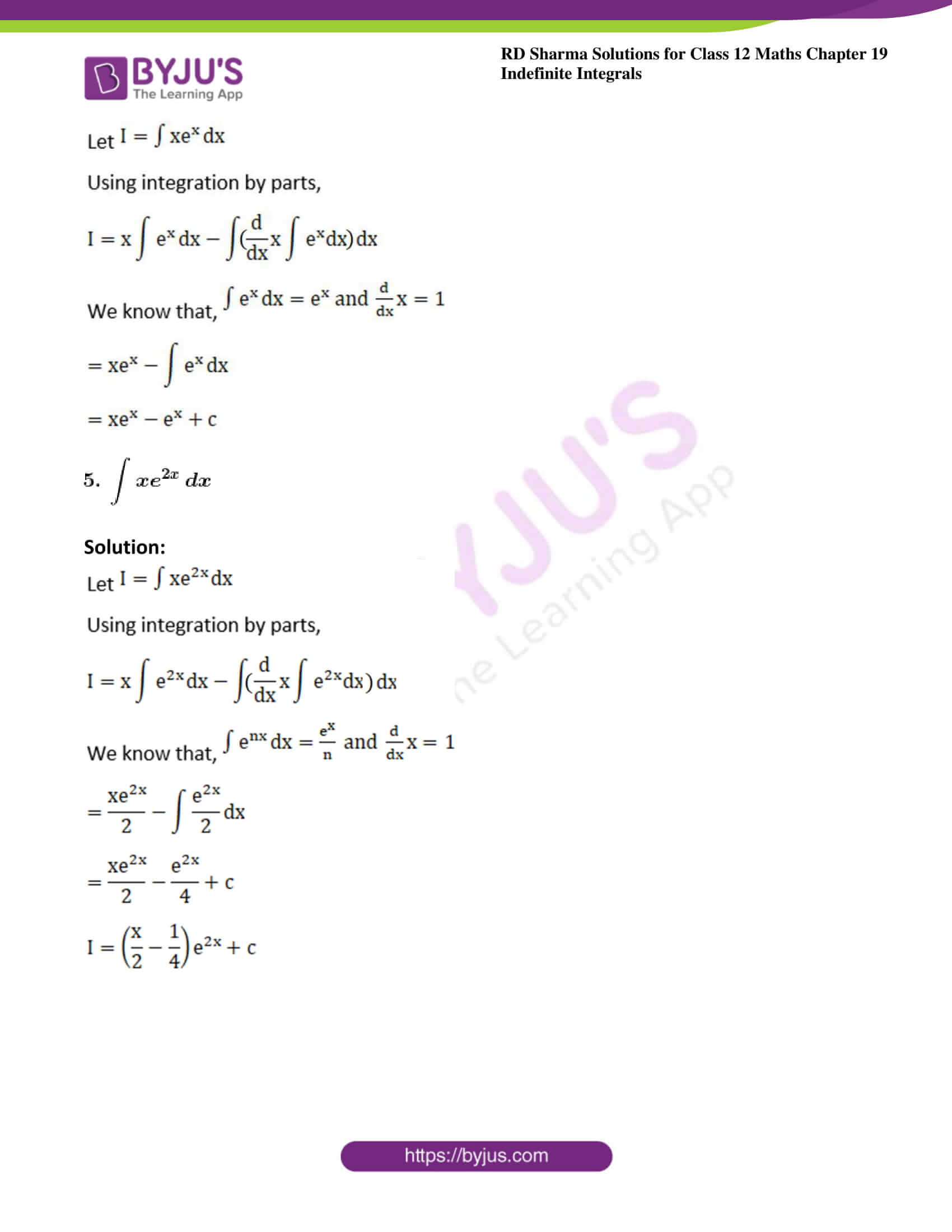 rd sharma class 12 maths solutions chapter 19 ex 25 3