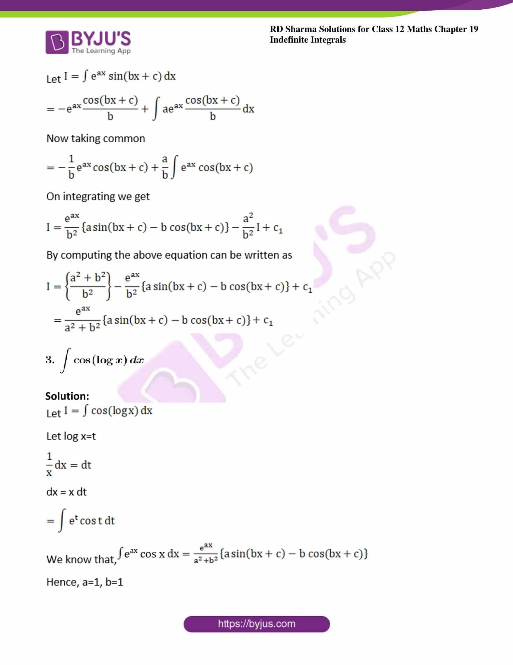 rd sharma class 12 maths solutions chapter 19 ex 27 2