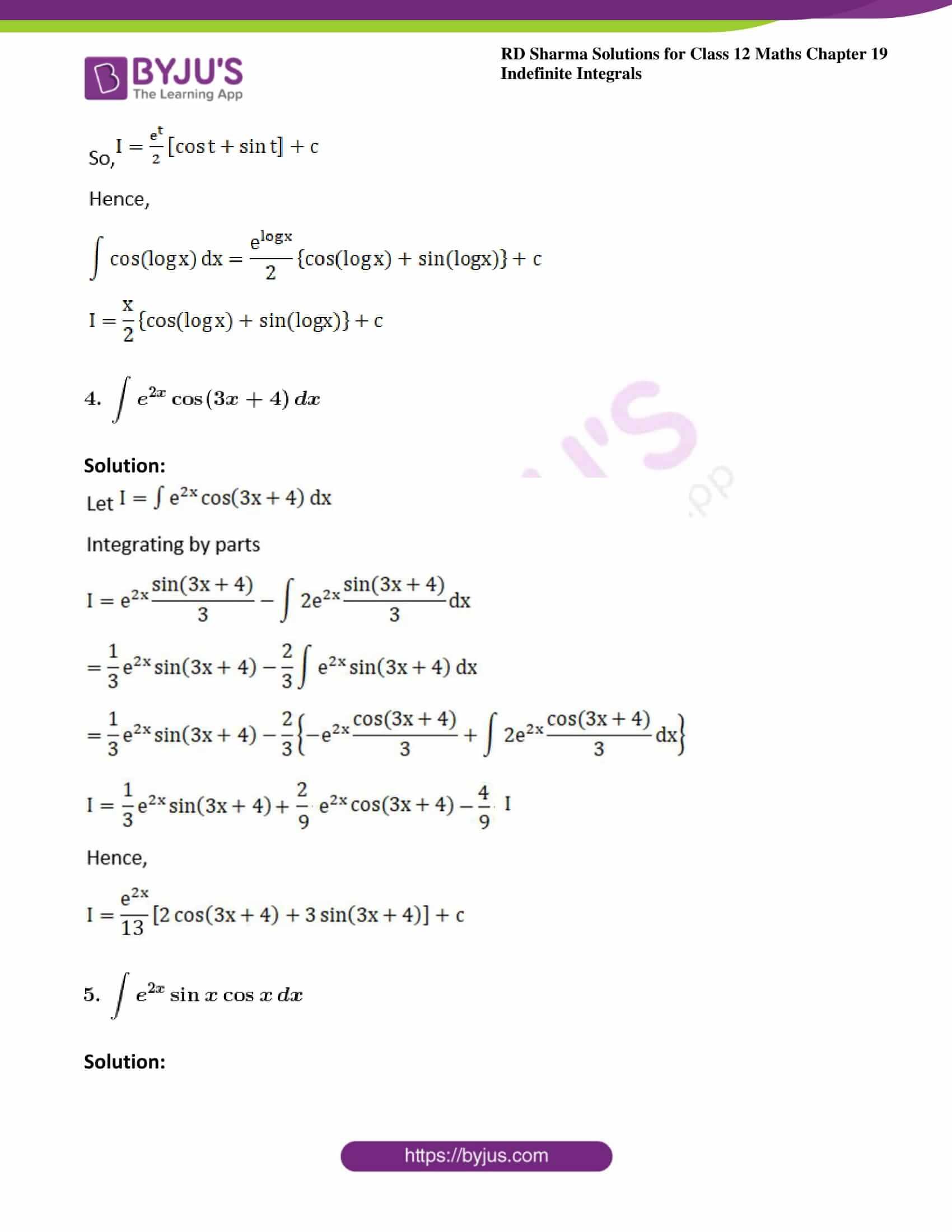 rd sharma class 12 maths solutions chapter 19 ex 27 3