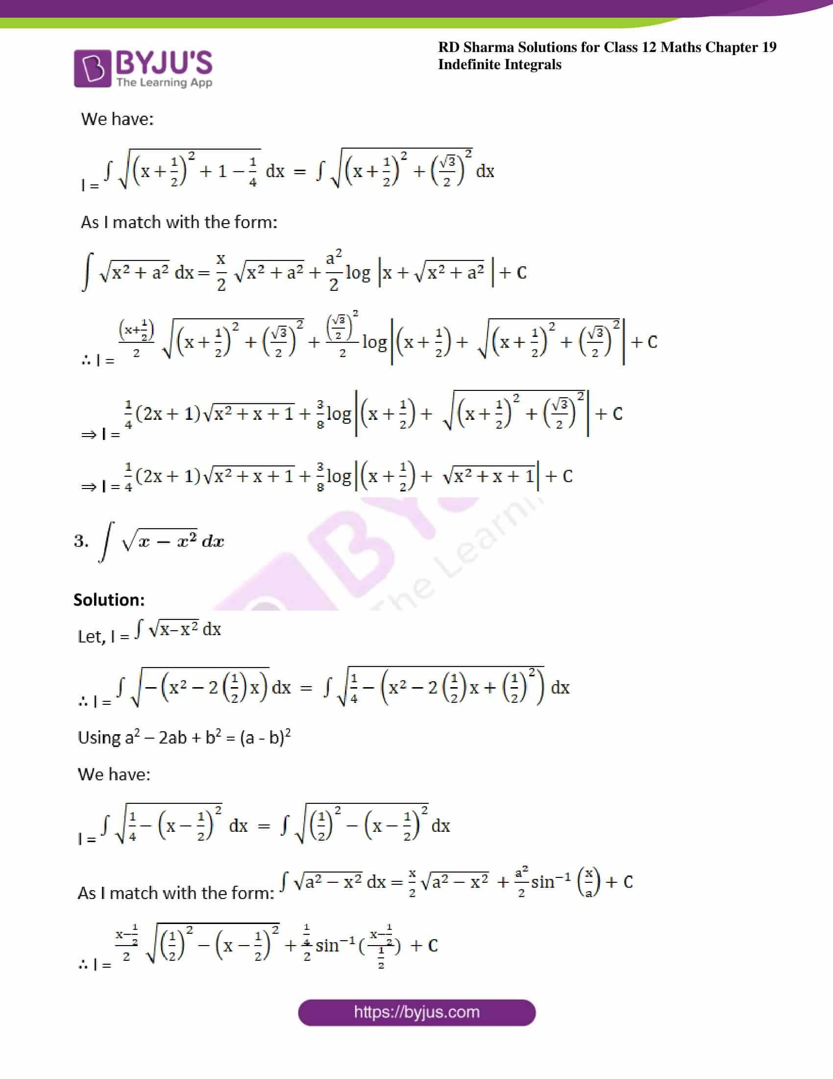 rd sharma class 12 maths solutions chapter 19 ex 28 2