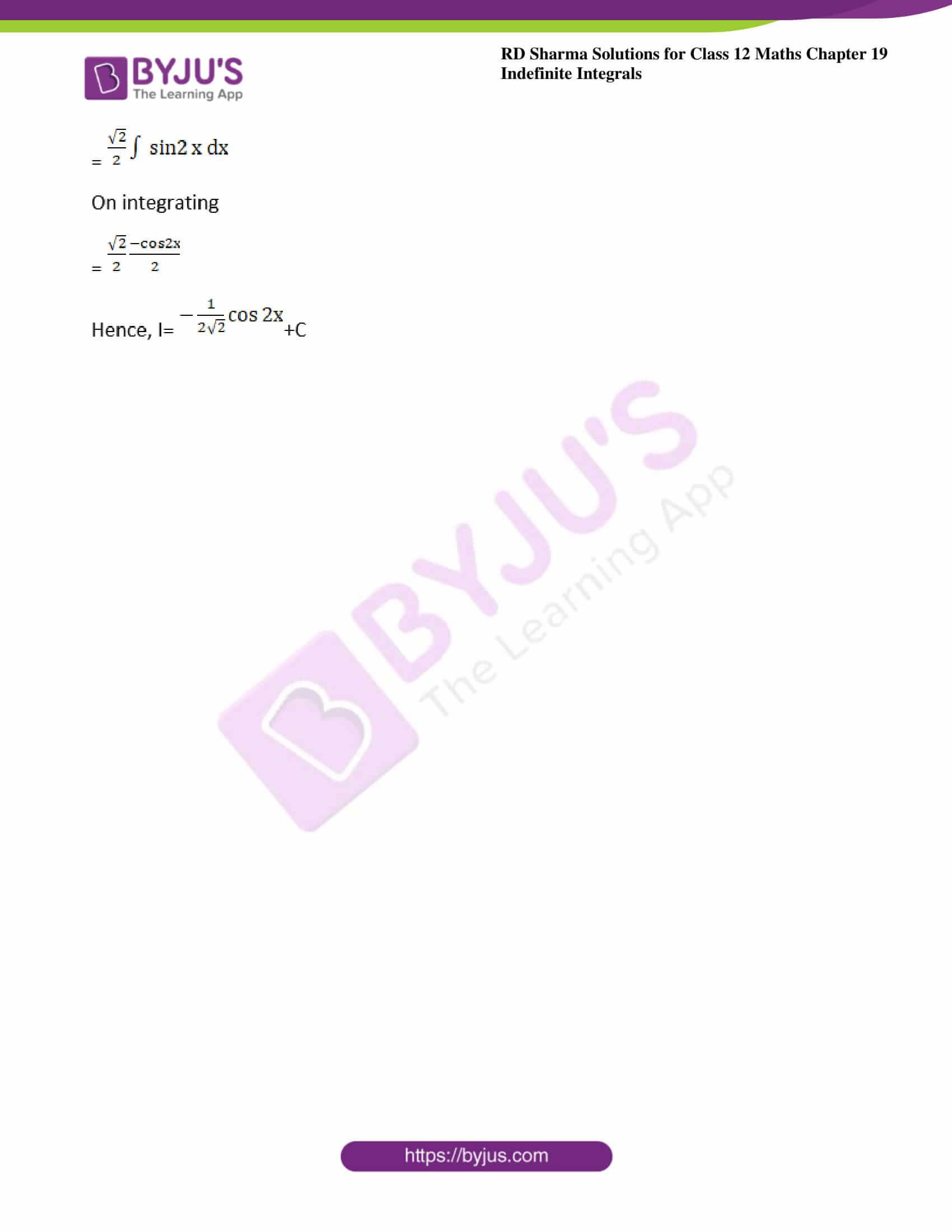 rd sharma class 12 maths solutions chapter 19 ex 3 7