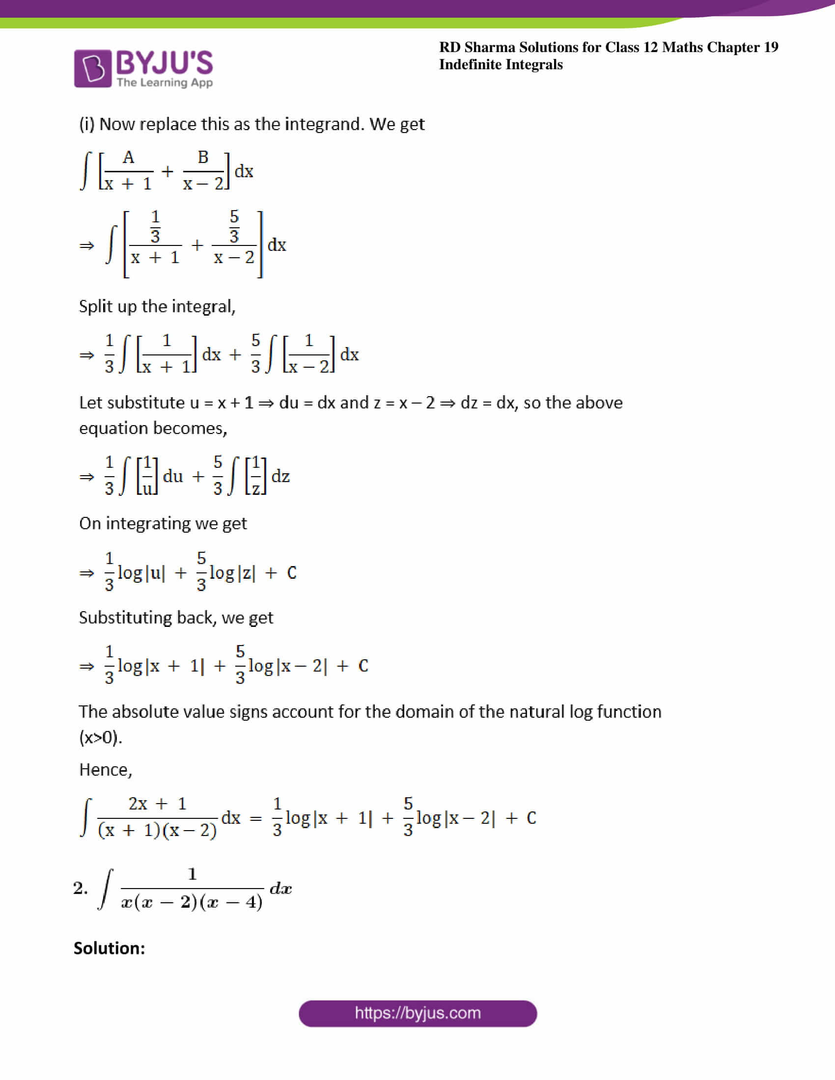 rd sharma class 12 maths solutions chapter 19 ex 30 02