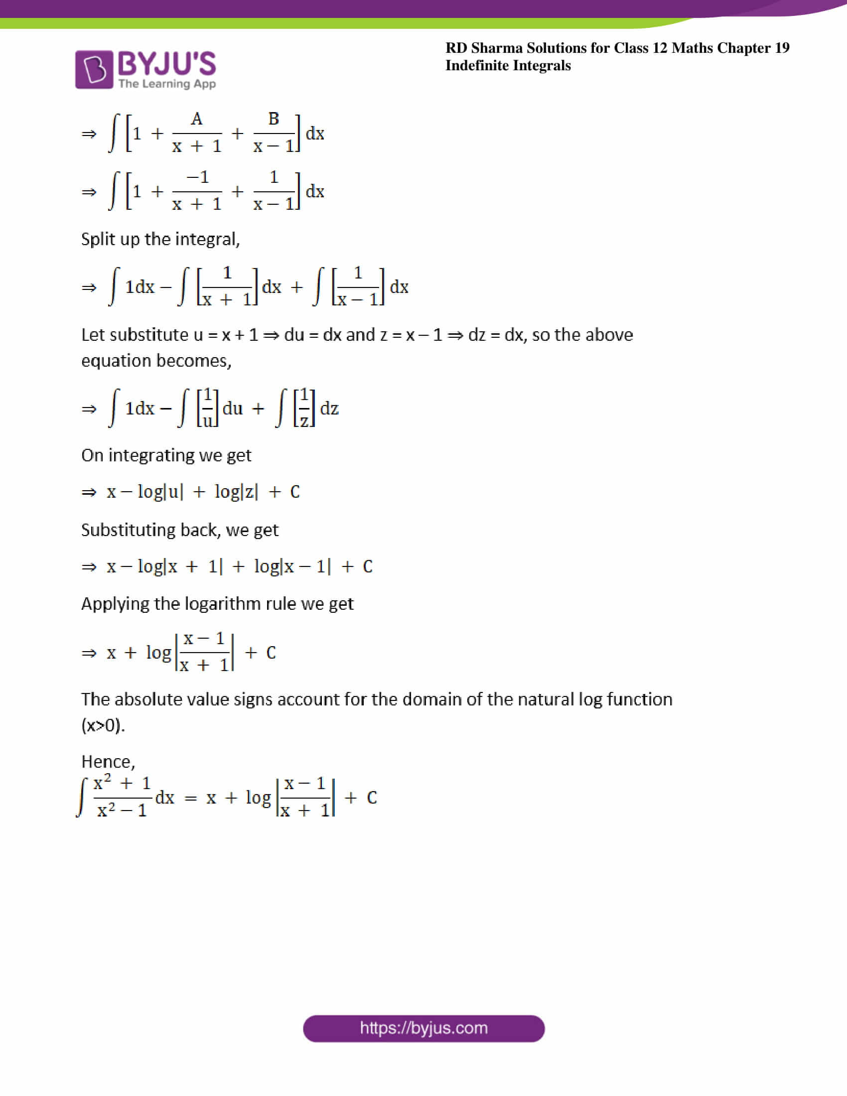 rd sharma class 12 maths solutions chapter 19 ex 30 11