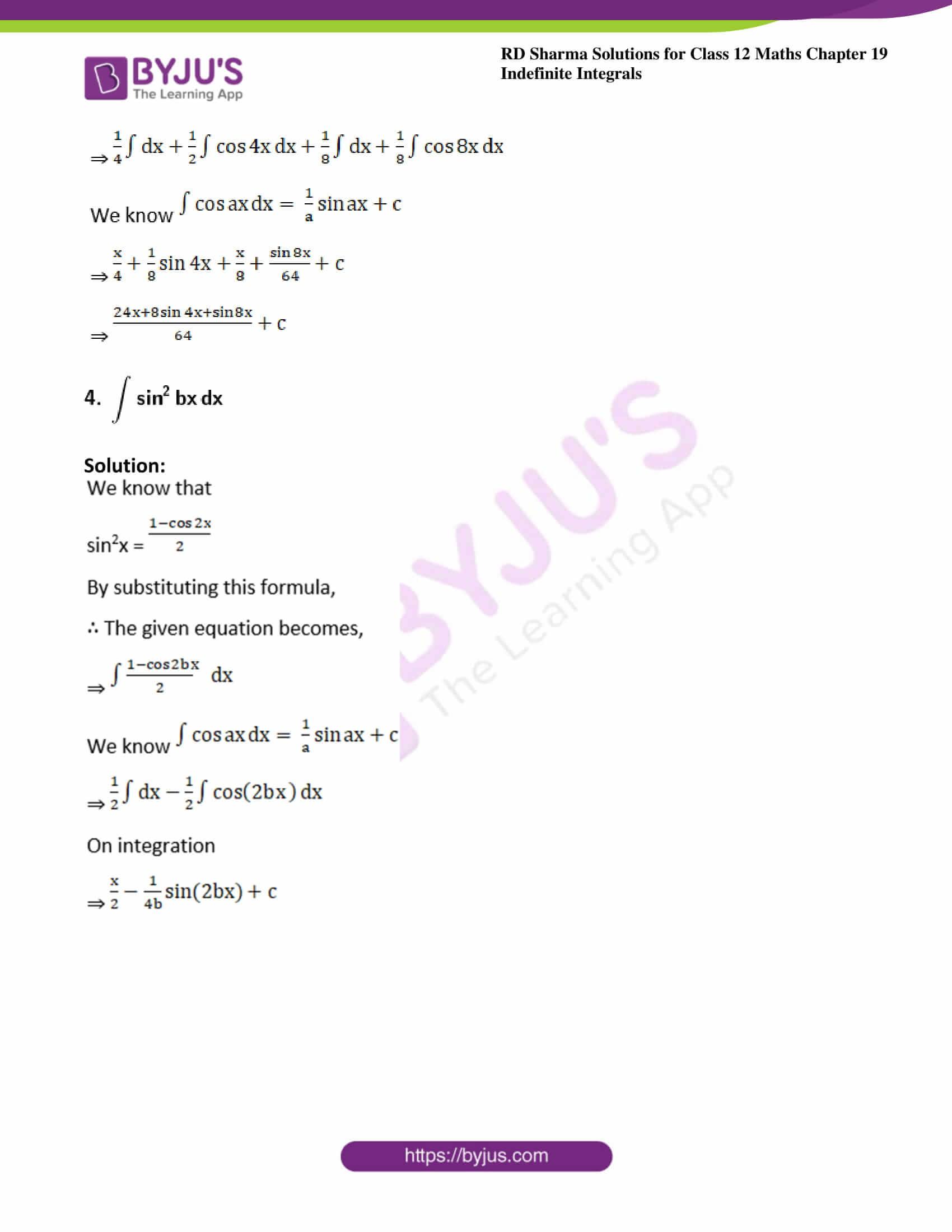 rd sharma class 12 maths solutions chapter 19 ex 6 3