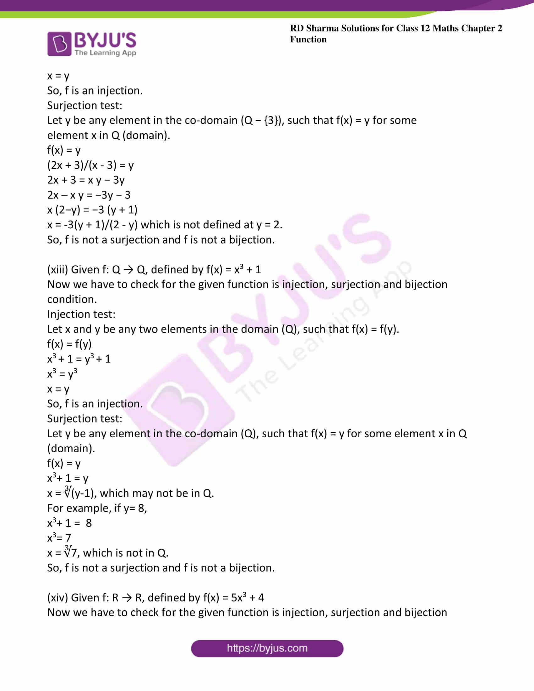 rd sharma class 12 maths solutions chapter 2 ex 1 12