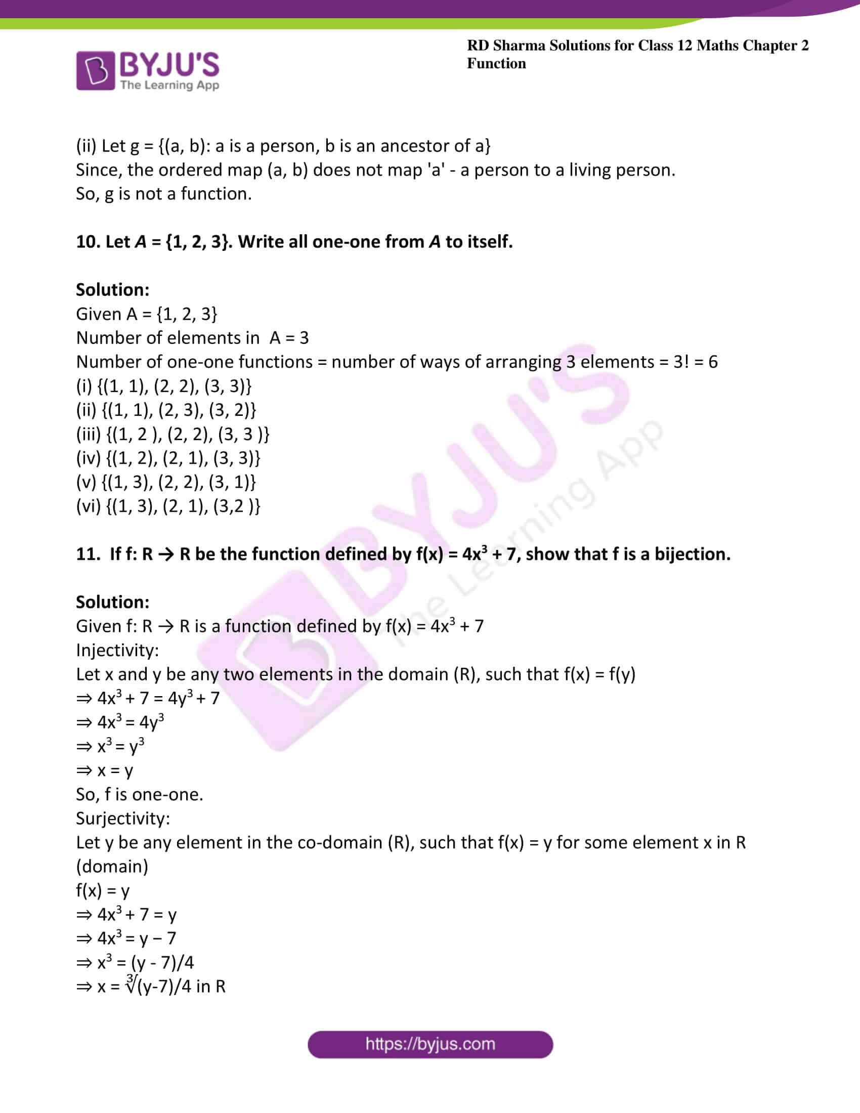 rd sharma class 12 maths solutions chapter 2 ex 1 18