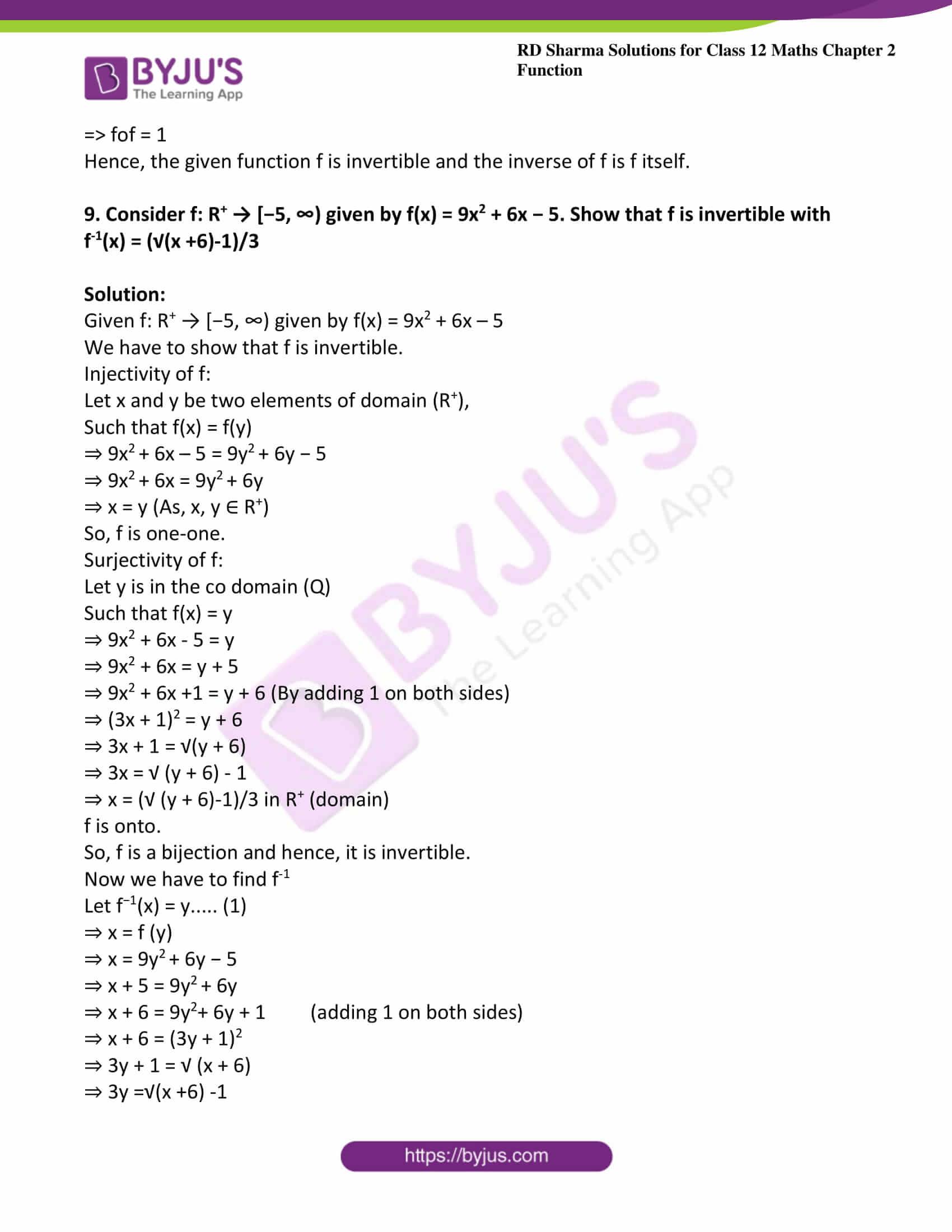 rd sharma class 12 maths solutions chapter 2 ex 4 7