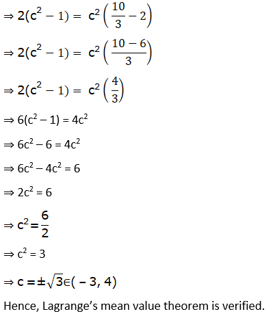 RD Sharma Solutions for Class 12 Maths Chapter 15 Mean Value Theorems Image 104
