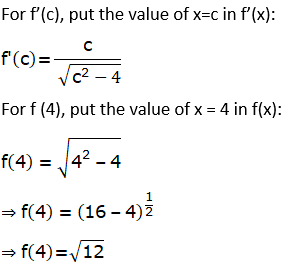 RD Sharma Solutions for Class 12 Maths Chapter 15 Mean Value Theorems Image 111