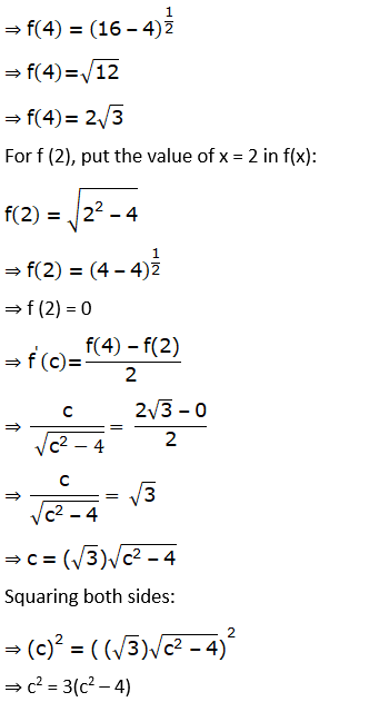 RD Sharma Solutions for Class 12 Maths Chapter 15 Mean Value Theorems Image 112