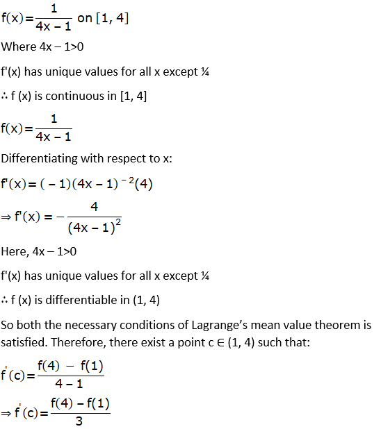 RD Sharma Solutions for Class 12 Maths Chapter 15 Mean Value Theorems Image 128