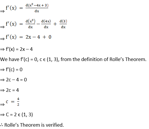 RD Sharma Solutions for Class 12 Maths Chapter 15 Mean Value Theorems Image 15