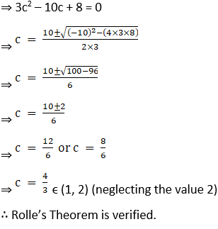 RD Sharma Solutions for Class 12 Maths Chapter 15 Mean Value Theorems Image 17