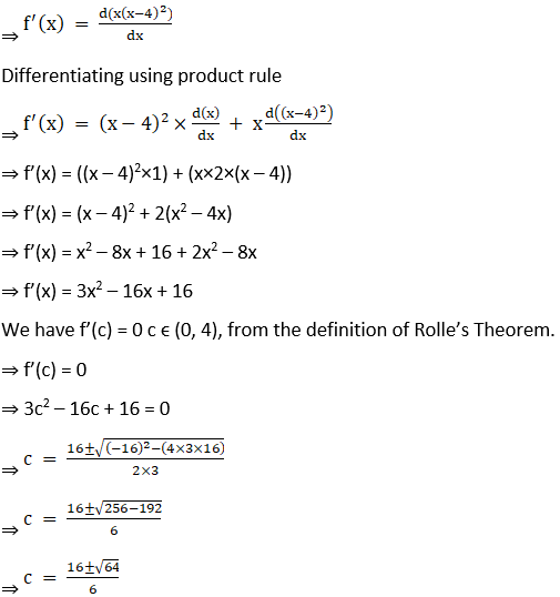 RD Sharma Solutions for Class 12 Maths Chapter 15 Mean Value Theorems Image 22