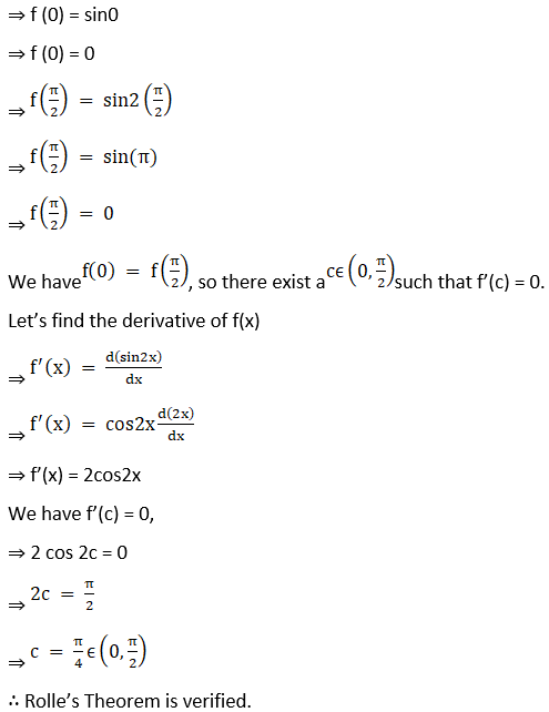 RD Sharma Solutions for Class 12 Maths Chapter 15 Mean Value Theorems Image 31