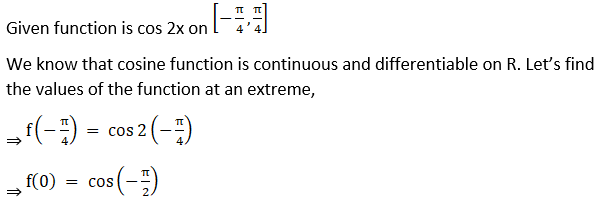 RD Sharma Solutions for Class 12 Maths Chapter 15 Mean Value Theorems Image 32