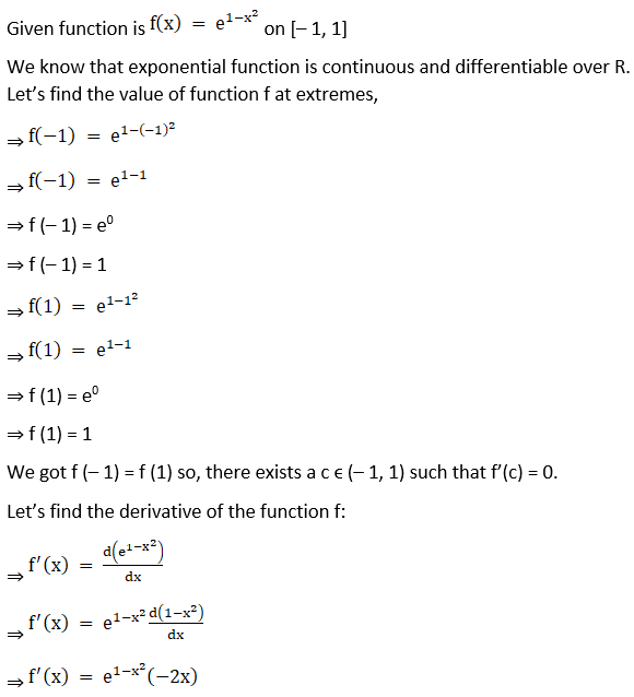 RD Sharma Solutions for Class 12 Maths Chapter 15 Mean Value Theorems Image 48