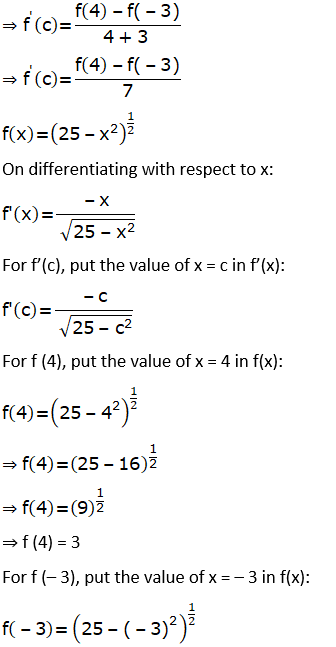 RD Sharma Solutions for Class 12 Maths Chapter 15 Mean Value Theorems Image 93