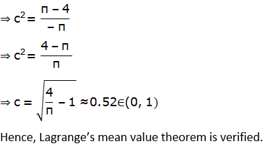 RD Sharma Solutions for Class 12 Maths Chapter 15 Mean Value Theorems Image 99