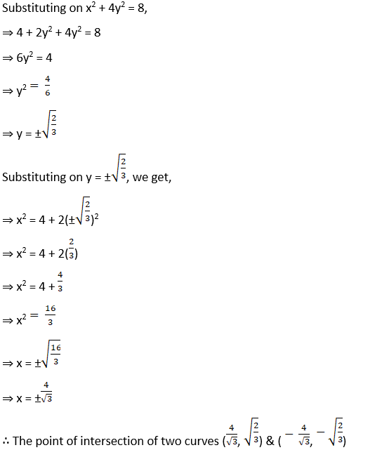 RD Sharma Solutions for Class 12 Maths Chapter 16 Tangents and Normals Image 105