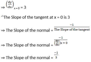 RD Sharma Solutions for Class 12 Maths Chapter 16 Tangents and Normals Image 11