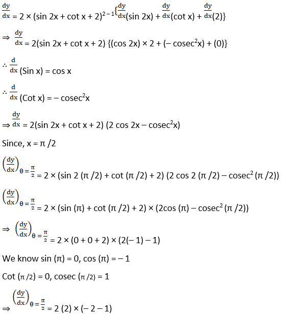 RD Sharma Solutions for Class 12 Maths Chapter 16 Tangents and Normals Image 24