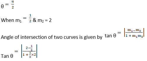 RD Sharma Solutions for Class 12 Maths Chapter 16 Tangents and Normals Image 80