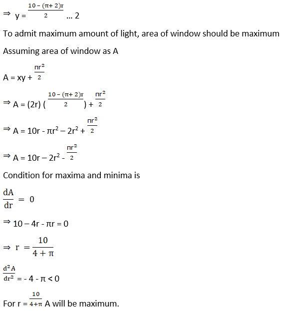 RD Sharma Solutions for Class 12 Maths Chapter 18 Maxima and Minima Image 50