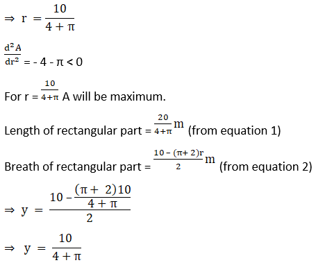 RD Sharma Solutions for Class 12 Maths Chapter 18 Maxima and Minima Image 51